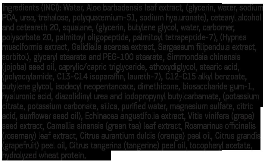 C7 увлажняющий крем, замедляющий процессы старения