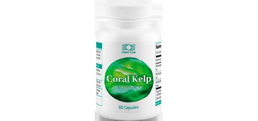 БАД Coral Kelp коралловый клуб
