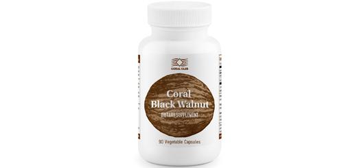 Coral-Walnut-Leaves Экстракт листьев черного ореха