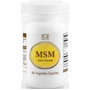 биодоступная сера органического происхожденияMSM