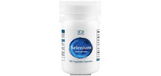 Selenium - селен биодоступный антиоксидант