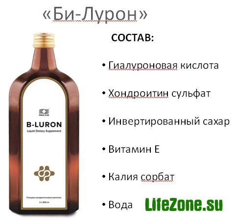 Состав Би-Лурона