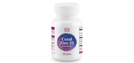цинк Coral Zinc 25
