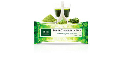 SuperChlorella Bar