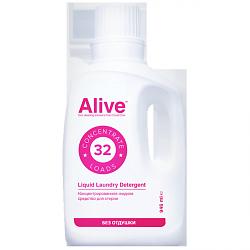 Alive Жидкое средство для стирки