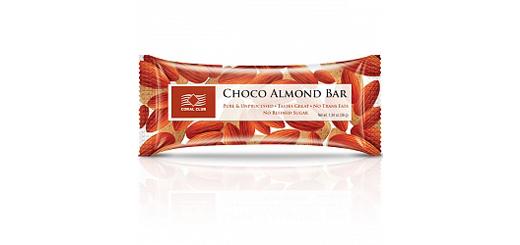 Choco Almond Bar