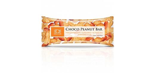 Choco Peanut Bar