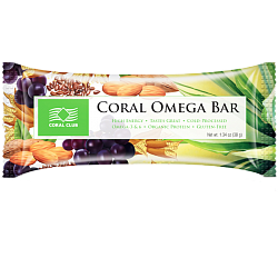 Coral Omega Bar