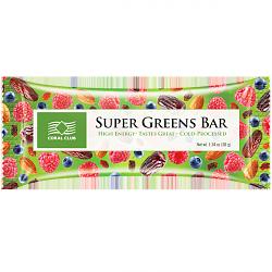 Super Greens Bar