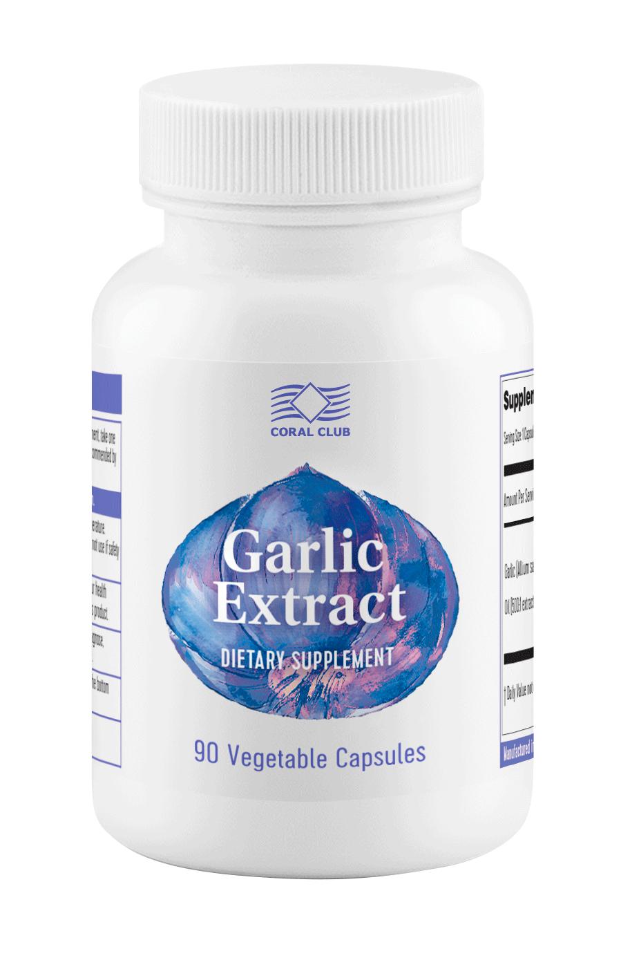 Garlic Extract - Экстракт чеснока