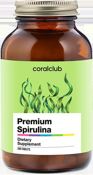 Premium Spirulina Премиум Спирулина